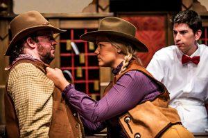 La opereta Arizona Lady abre la temporada 2015-16 de Arizona Opera el 10 y 11 octubre en Tucson Music Hall, y del 16 al 18 de octubre en el Symphony Hall de Phoenix. Foto: Cortesía Arizona Opera