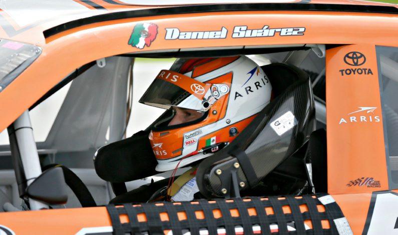 NASCAR: Daniel Suárez enfrenta otro reto en Ohio