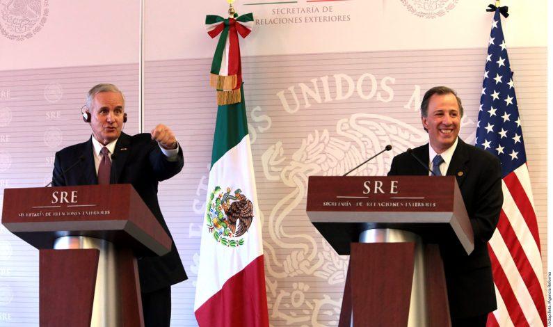 EU recibe con beneplácito a embajador de México