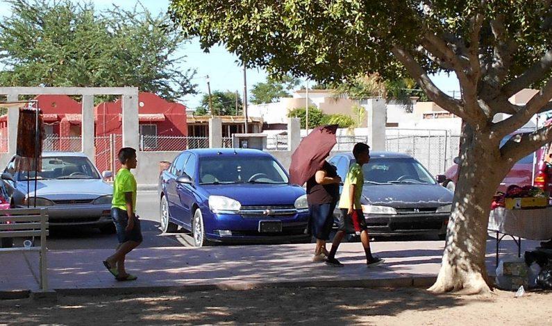 Temperaturas en Sonora superan los 46 grados centígrados