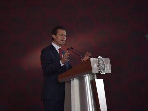 Enrique Peña Nieto. Foto: Notimex