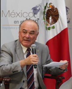 El senador panista Ernesto Ruffo. Foto: Notimex