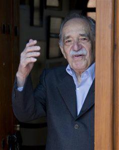 Las cenizas de García Márquez, fallecido en México en abril de 2014, llegarán en diciembre al puerto colombiano de Cartagena de Indias para su descanso final. Foto: AP