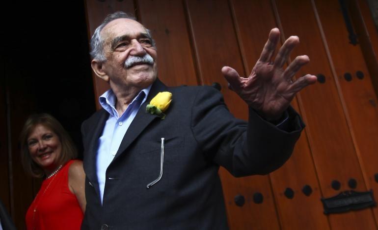 Cenizas de García Márquez reposarán en Colombia