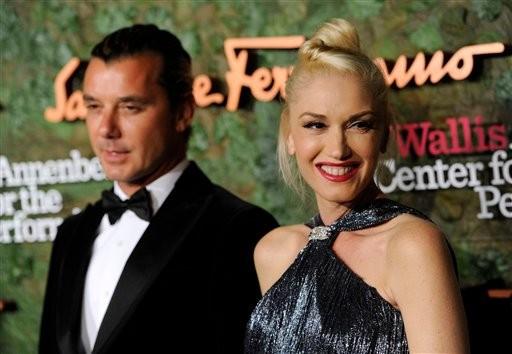 Gwen Stefani y su marido Gavin Rossdale se divorcian