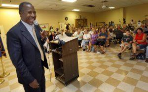El discurso de Carson está programado para dar inicio a las 18 horas. Foto: AP