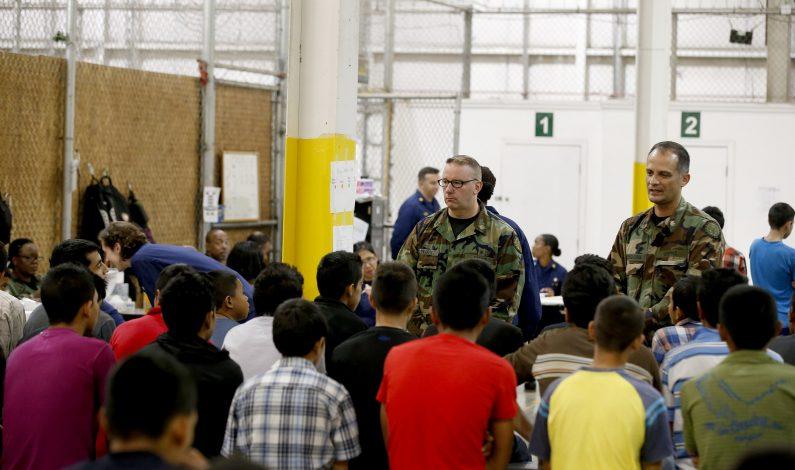 Repuntan detenciones de niños en frontera