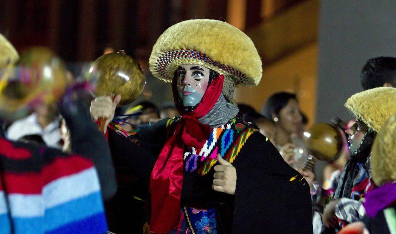 Fiesta multicolor en Mérida