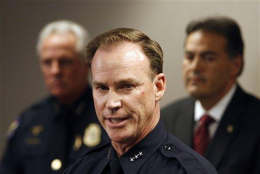 Phoenix: Investigan intrusión a casa de jefe de policía