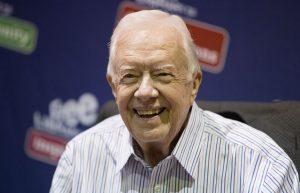 Jimmy Carter fue el 39vo presidente de Estados Unidos. Foto: AP