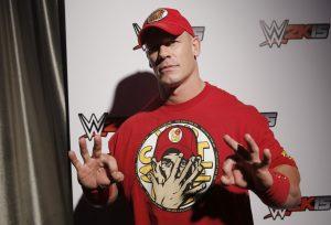 John Cena deja atrás las especulaciones por su reciente operación en la nariz y se declara listo para el SummerSlam. Foto: AP