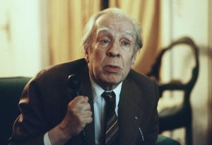 Jorge Luis Borges Acevedo nació el 24 de agosto de 1899 en Buenos Aires, Argentina. Foto: AP