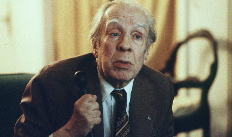 Jorge Luis Borges es recordado a 116 años de su natalicio
