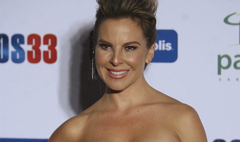 Kate del Castillo se siente traicionada por Sean Penn