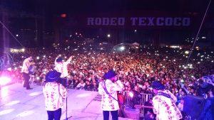 Los Huracanes del Norte reunieron a más de 20 mil personas en Texcoco, Edomex. Foto: Cortesía