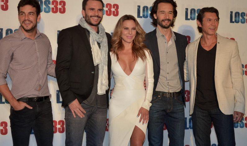 """Kate del Castillo presenta """"Los 33"""", una historia que conmovió al mundo"""