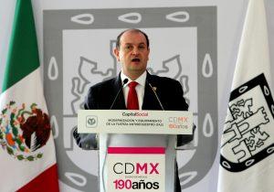 Rodolfo Ríos Garza, procurador General de Justicia del Distrito Federal. Foto: Notimex