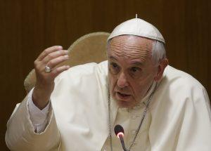 La expectativa es que el Papa aborde el tema migratorio en el discurso en inglés que pronunciará el 24 de septiembre ante una sesión bicameral del Congreso estadounidense. Foto: AP