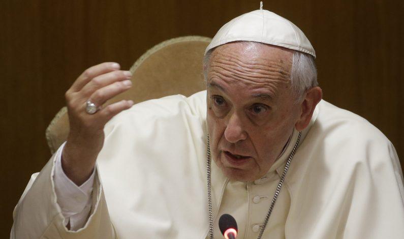 Destaca Papa drama en frontera México-EU