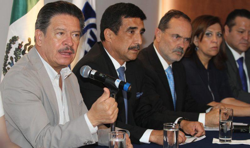 Analizan líderes del PAN y PRD situación de partidos tras elecciones