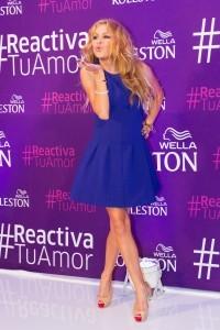 Paulina Rubio estará en la ceremonia de entrega de Premios Tu Mundo. Foto: Notimex