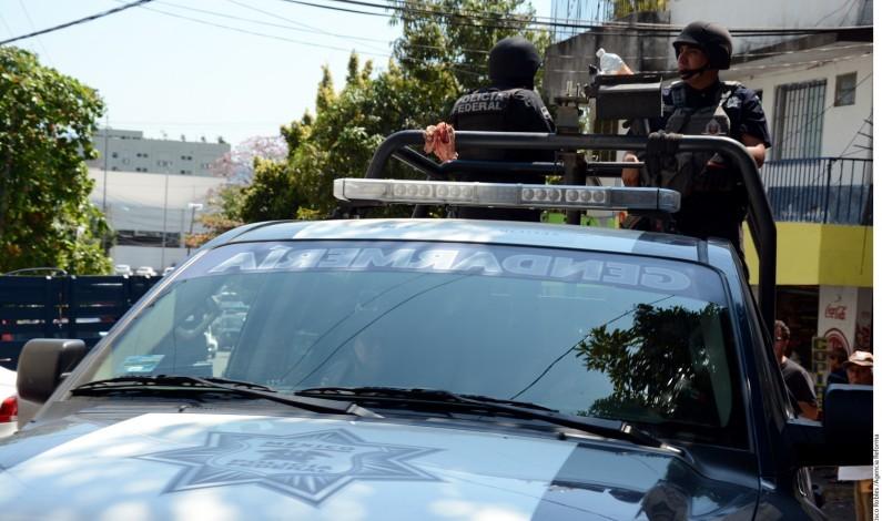 Detiene Policía Federal a cuatro secuestradores en Tamaulipas