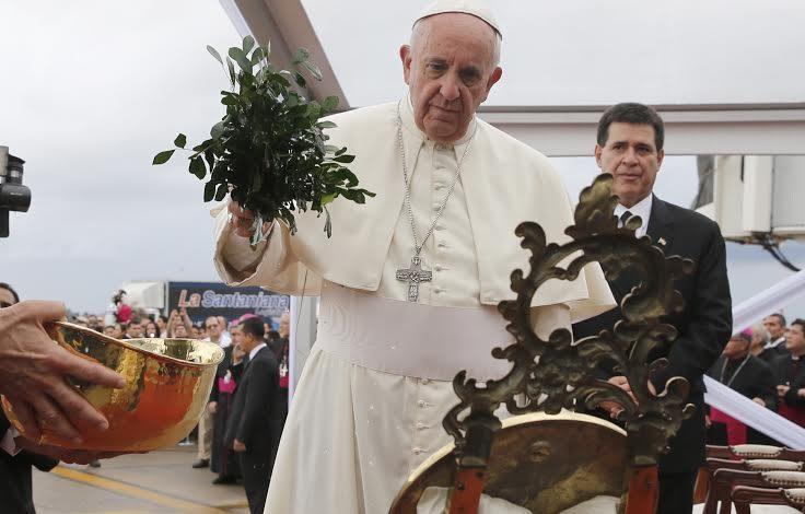 Destacan activismo del Papa Francisco contra la trata de personas