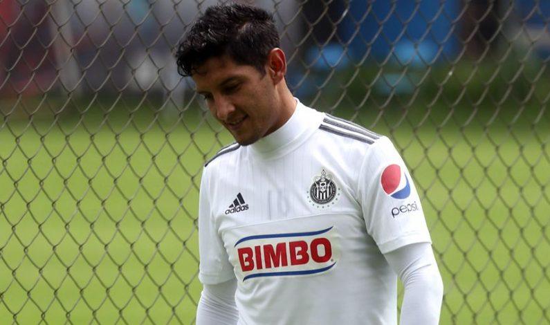 Chivas separan a Ángel Reyna del primer equipo