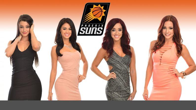 Eligirán a las nuevas porristas de los Suns