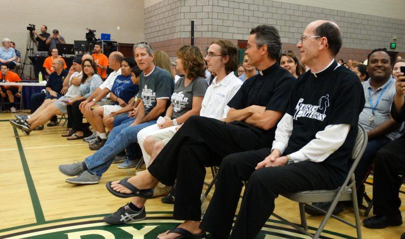 Refuerzan su fe a través del deporte