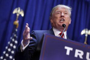 Sus comentarios sobre inmigración indican la impresión negativa que tiene Trump entre los hispanos. Foto: AP