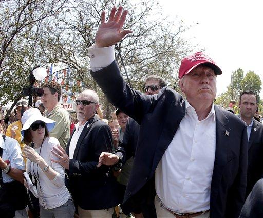 Trump: Deportaría a hijos de migrantes ilegales
