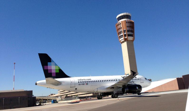 Volaris entrenará vuelo directo Phoenix-Culiacán