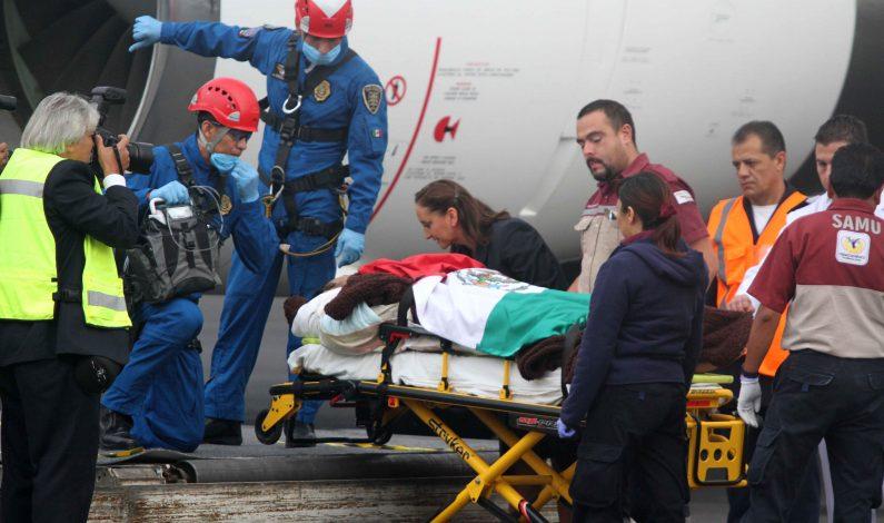 Estables los mexicanos heridos en Egipto