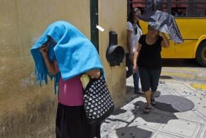 temperaturas máximas superiores a 40 grados Celsius en Michoacán, Guerrero, Oaxaca, Chiapas y Veracruz, Foto: Notimex