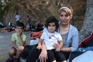Por la nueva regla, cualquier país podría desvincularse del reparto mediante el pago de 250 mil euros (287 mil dólares) por refugiado rechazado.Foto: Notimex