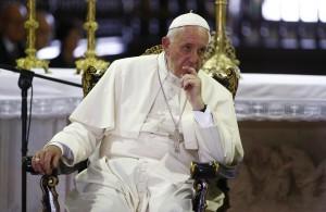 El papa Francisco estará en febrero en México. Foto: Notimex