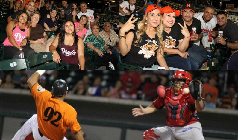 Ambiente y buen béisbol en el Mexican Baseball Fiesta