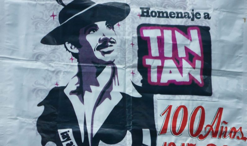 """""""Tin Tan"""" es recordado con exposición en el centenario de su natalicio"""