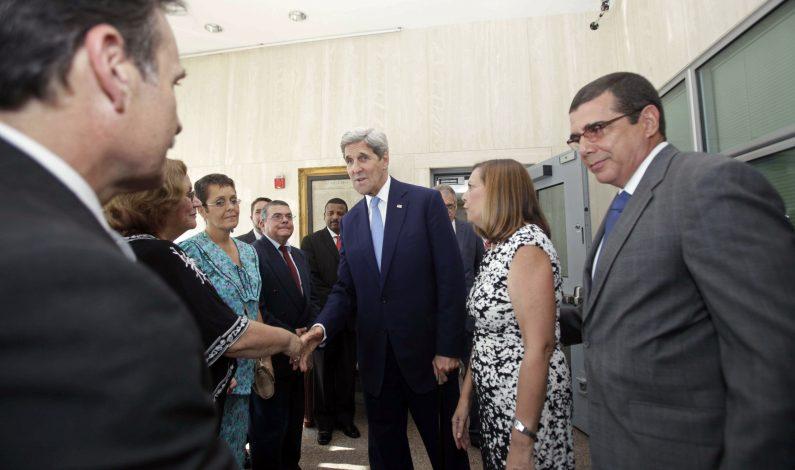 Asume el primer embajador cubano en EU en más de medio siglo