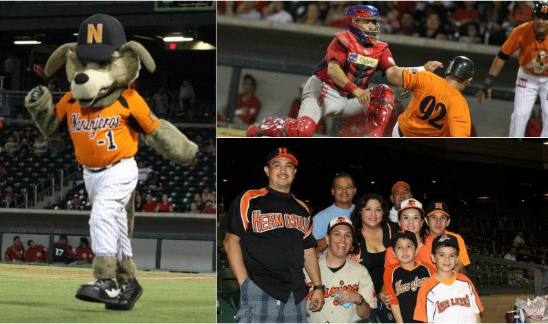 Naranjeros vencen a Aguilas en la Fiesta Mexicana de Béisbol