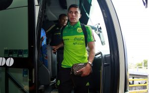 Carlos Salcedo es uno de los jugadores convocados con el Tricolor Sub 22. Foto: Agencia Reforma