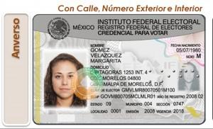 A partir de febrero comenzará un proceso escalonado para que consulados y representaciones mexicanas puedan expedir credenciales de elector. Foto: Notimex