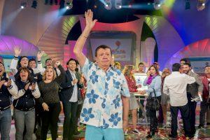 """""""Chabelo"""" agradeció al público que cada domingo ve el programa.Foto: Cortesia"""