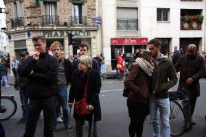 Café La Belle Equipe. Foto: AP