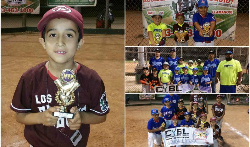 CYBL: La Nacional gana el All-Star de la Coach Pitch