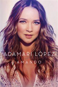 """Portada del nuevo libro de Adamari López, """"Amando"""". Foto: Celebra vía AP"""
