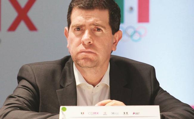 Castillo aseguró que México estará en Río 2016