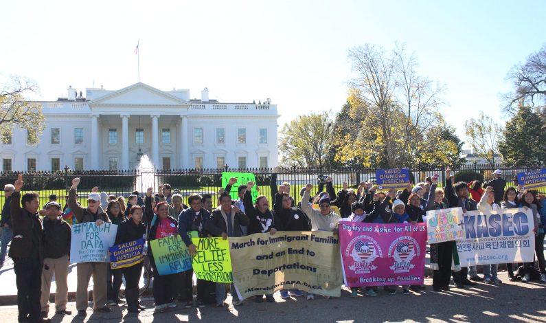 Cientos piden justicia para los migrantes ante Corte Suprema