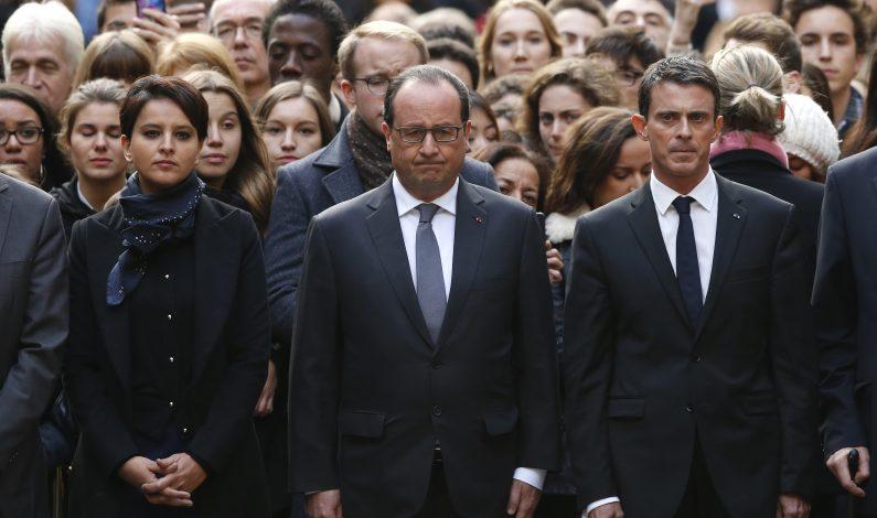 Francia intensificará sus bombardeos contra el Estado Islámico en Siria